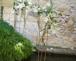 Fleurs réception et mariages à Eguilles - Art et Nature