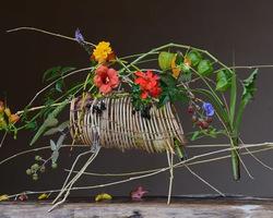 Créations florales à Eguilles - Art et Nature